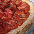 ...tarte à la tomate...