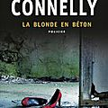 La Blonde en béton, de Michael Connelly