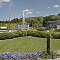Rond-point à Torrelavega (Espagne)