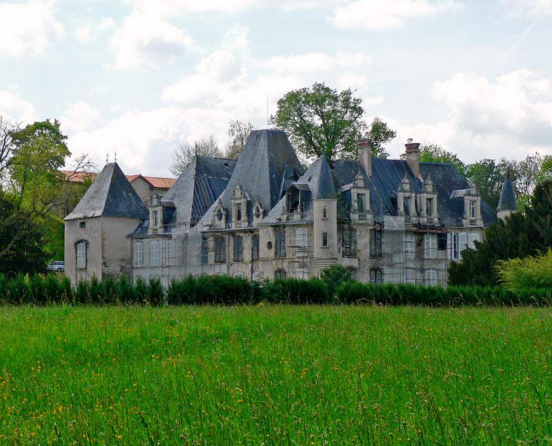château de Chadieu