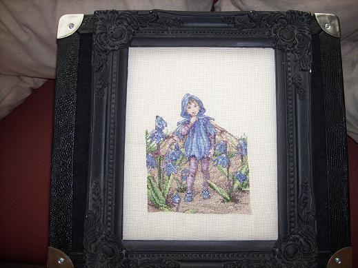La malle de Bleue Marie