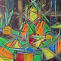 Musique et peinture : 2 en 1