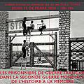 2GM : Prisonniers de guerre - JE annulée