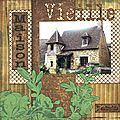 Vieille maison-Sarlat