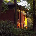 Bâtiment public : maison du garde du parc des Buttes-Chaumont