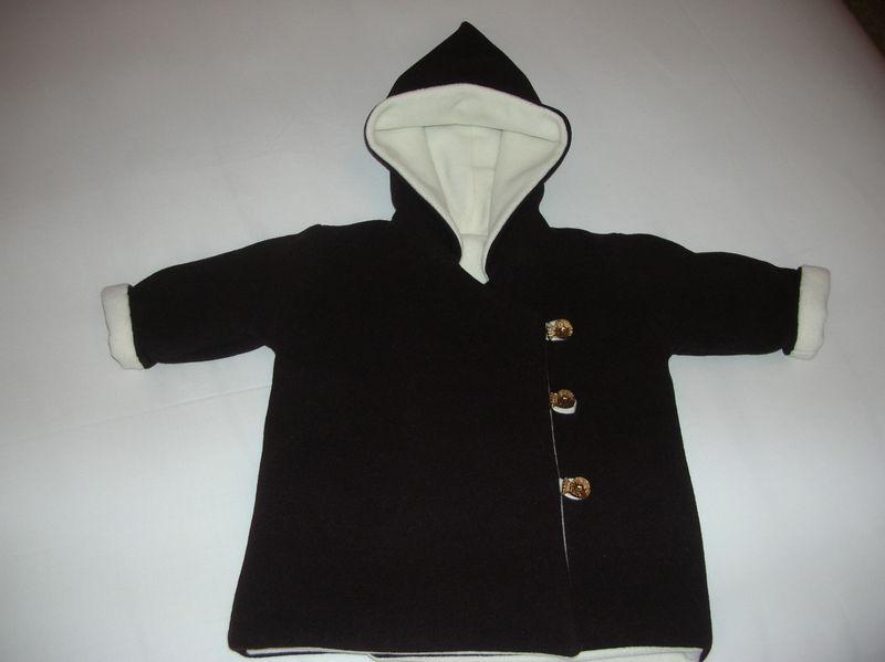 Manteau lutin pour offrir