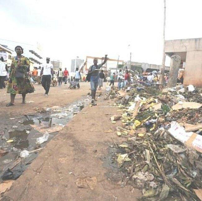 Cameroun: Les ordures de la république
