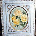 Mosaique de roses (suite)