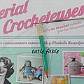 Crocheter mini-mini