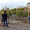 AmoureuX, Cadenas, Pont des arts_5838