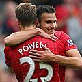 PL Review : Man Utd 4-0 Wigan