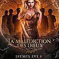 Eve,Jaymin & Washington,Jane - La malédiction des Dieux #3 Séduction