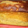 Duo de cakes part ii cake yaourt/poire/vanille