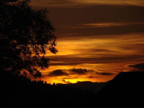 2008 08 27 Coucher du soleil