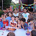 C1 - L'anniversaire franco-paraguayen de Nathanaël