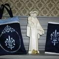 sac et couverture de missel