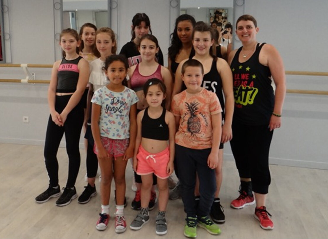 Stage de fitness aux Angles