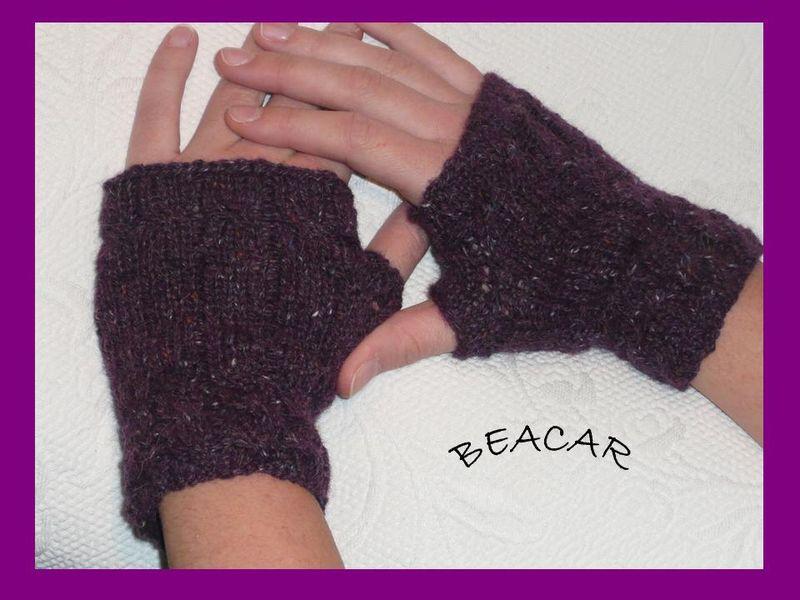 mitaines knitty