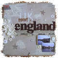 England 2010 road book