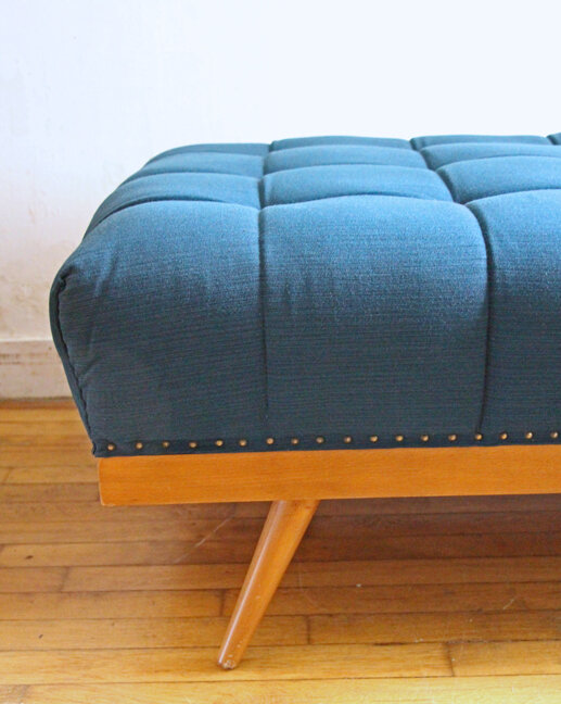 daybed-annees-50-bleu-petrole-pied