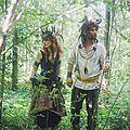 Les murmures des esprits de la forêt