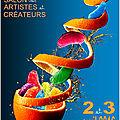 Salon des artistes et créateurs de vergèze 2016