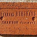 Bernard Bertrand à Chambon