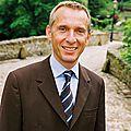 Bernard Combes maire de Tulle