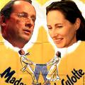 Mr et Mme Hollande (18/01)