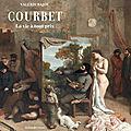 <b>Prix</b> du Cercle Montherlant - Académie des beaux-arts 2020 pour un livre sur Courbet