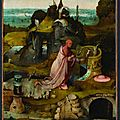 Exhibition at the Doge's Palace presents works by Hieronymus <b>Bosch</b>