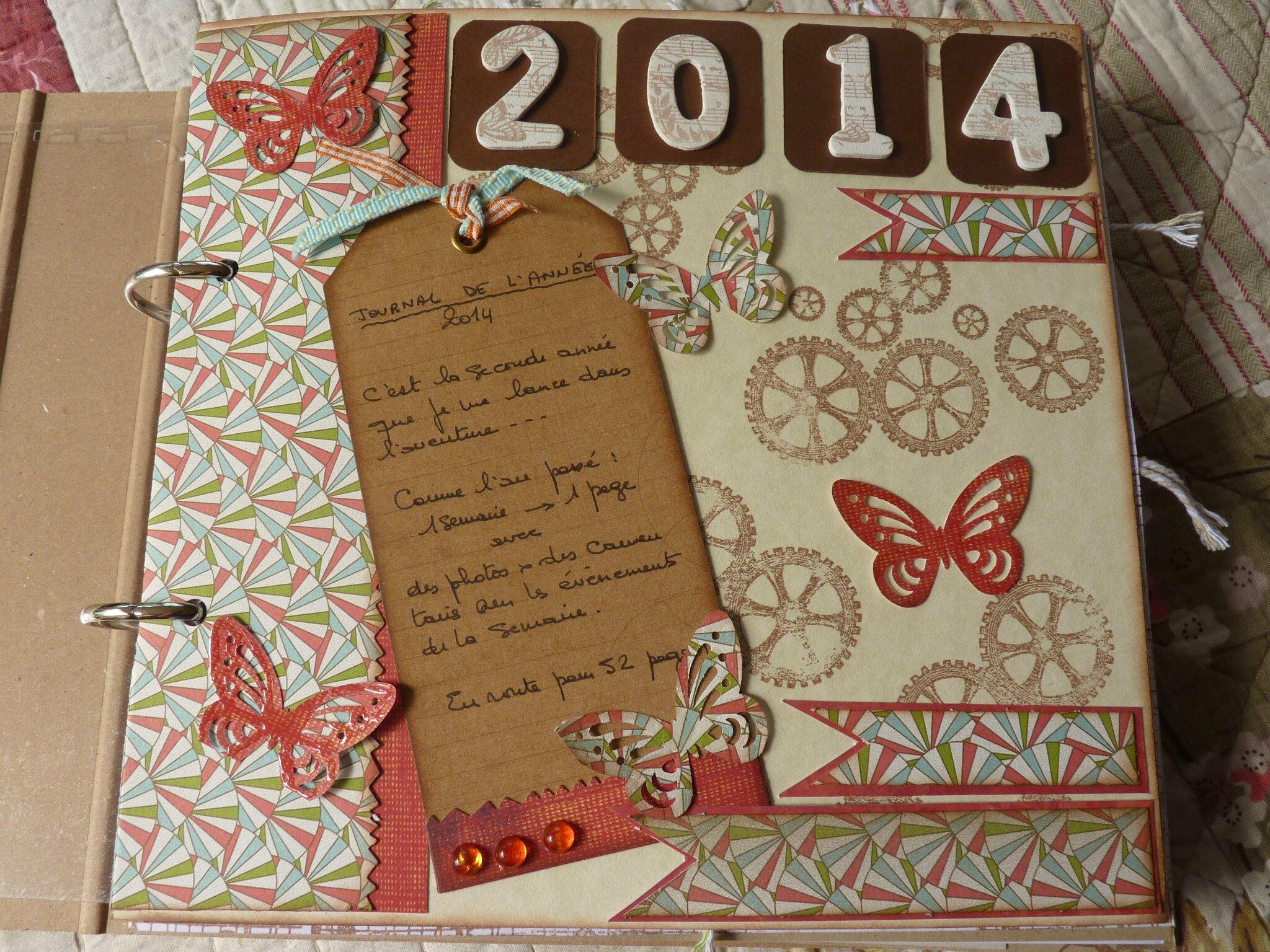 Le Journal de l'Année 2014 !