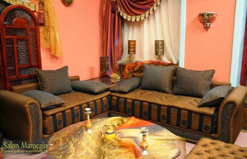 Splendide Salon Marocain Splendide Salon Marocain