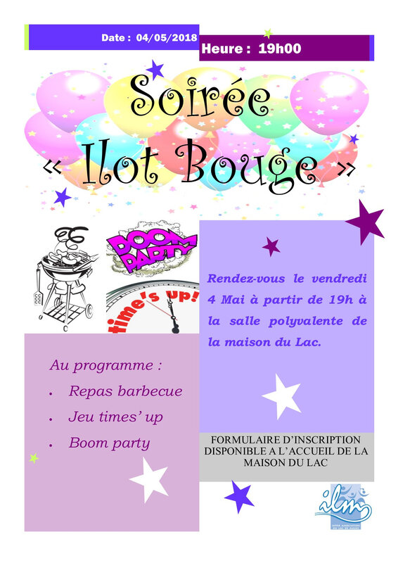 flyer boom party