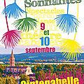 Festival les free'sonnantes 9et10 septembre cintegabelle