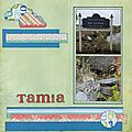Tamia-L'Isle La Motte