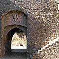 La Couvertoirade : Portal d'Amoun (2)
