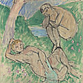 Large donation brings matisse masterpiece to national gallery of denmark
