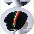 Mon bonnet Rasta et son <b>tuto</b> !