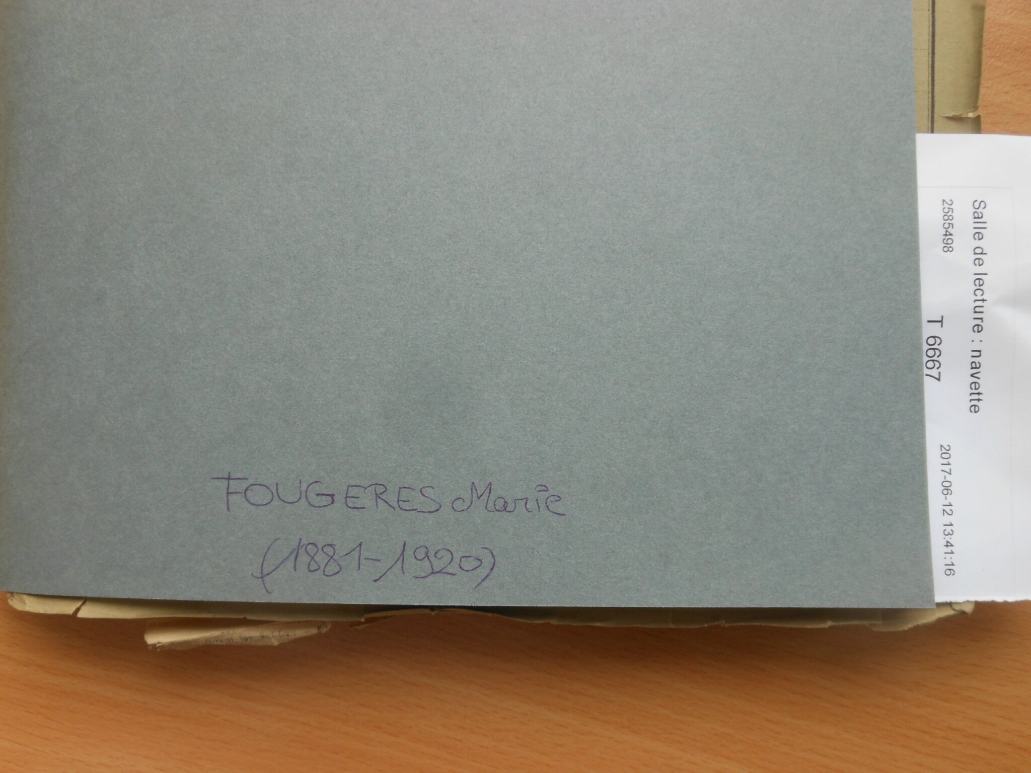 FOUGERE Marie_dossier (1)