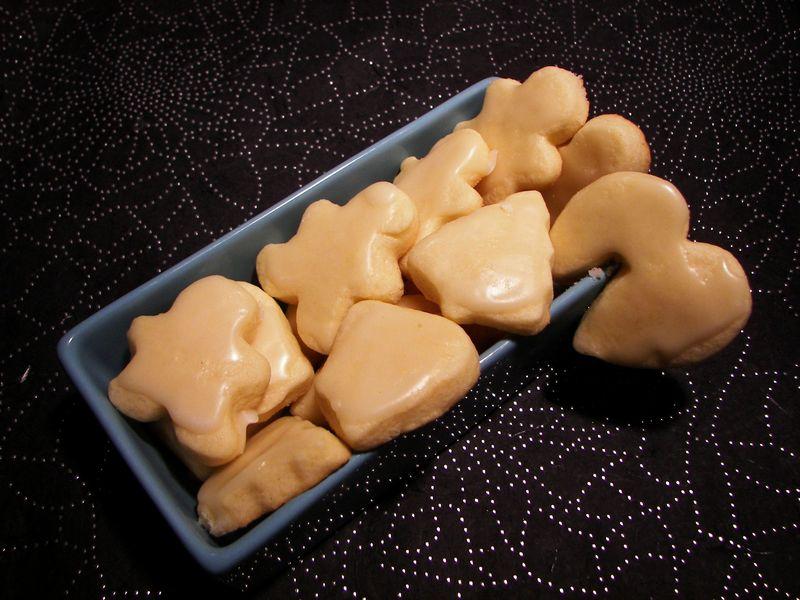 Biscuits à l'orange de chez Anna