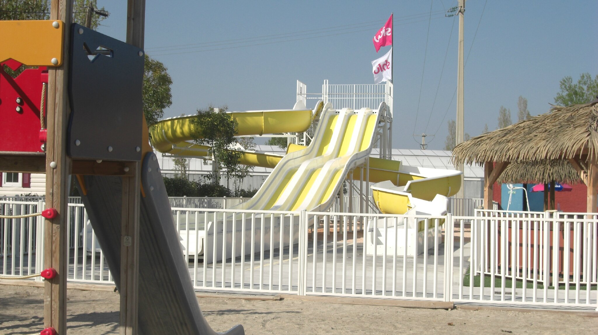 Location Mobilhome dans Camping 4****