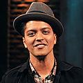 <b>Bruno</b> <b>Mars</b> : viens chanter sur ses meilleurs morceaux sur Playup