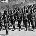 1917 - L'ALLEMAGNE IMPERIALE ORGANISE LE RETOUR DE LENINE EN RUSSIE !
