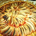Tarte pommes & figues