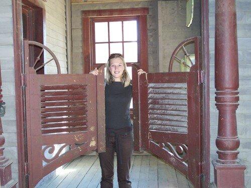 Désert de Tabernas-portes du saloon
