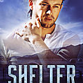 ** cover reveal ** shelter and escape by jay crownover