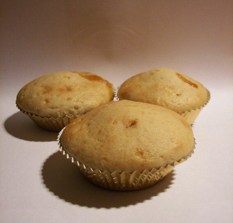 Muffins pour Lolotte