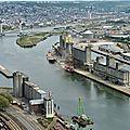 Canal seine nord: la communauté portuaire de rouen s'est déjà vendue pour un plat de céréales depuis... 2012!