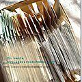 Marimerveille collections papeterie fait main